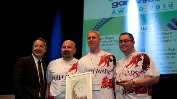 Guild Wars 2 gana el Best Online Game Award