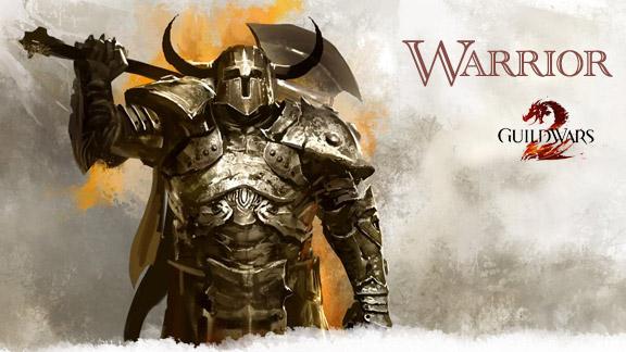 ArenaNet desvela el Warrior de GuildWars 2