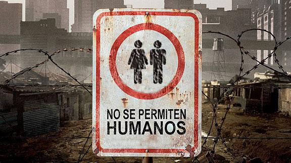 No se aceptan humanos