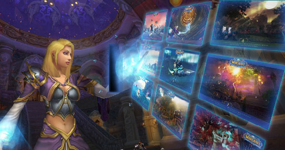Disponible el nuevo sitio de comunidad de World of Warcraft!