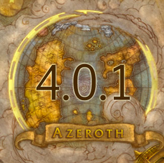 Notas del parche 4.0.1 de World of Warcraft