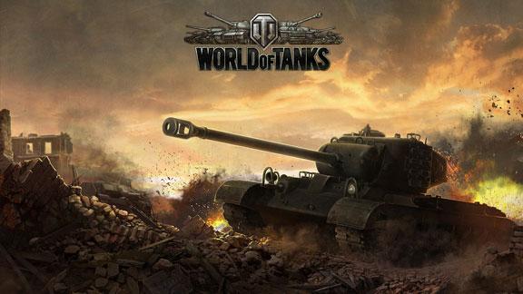 World of Tanks, un nuevo MMO gratuito basado en el combate de tanques